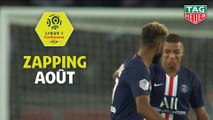 Zapping Ligue 1 Conforama - Août (saison 2019/2020)