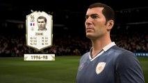 L'incroyable trailer de FIFA 20 pour annoncer la présence de Zinédine Zidane dans le jeu