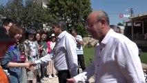 Çinli turist kafilesi, Kırşehir'de yöresel düğüne katılıp Türk yemekleri tattı