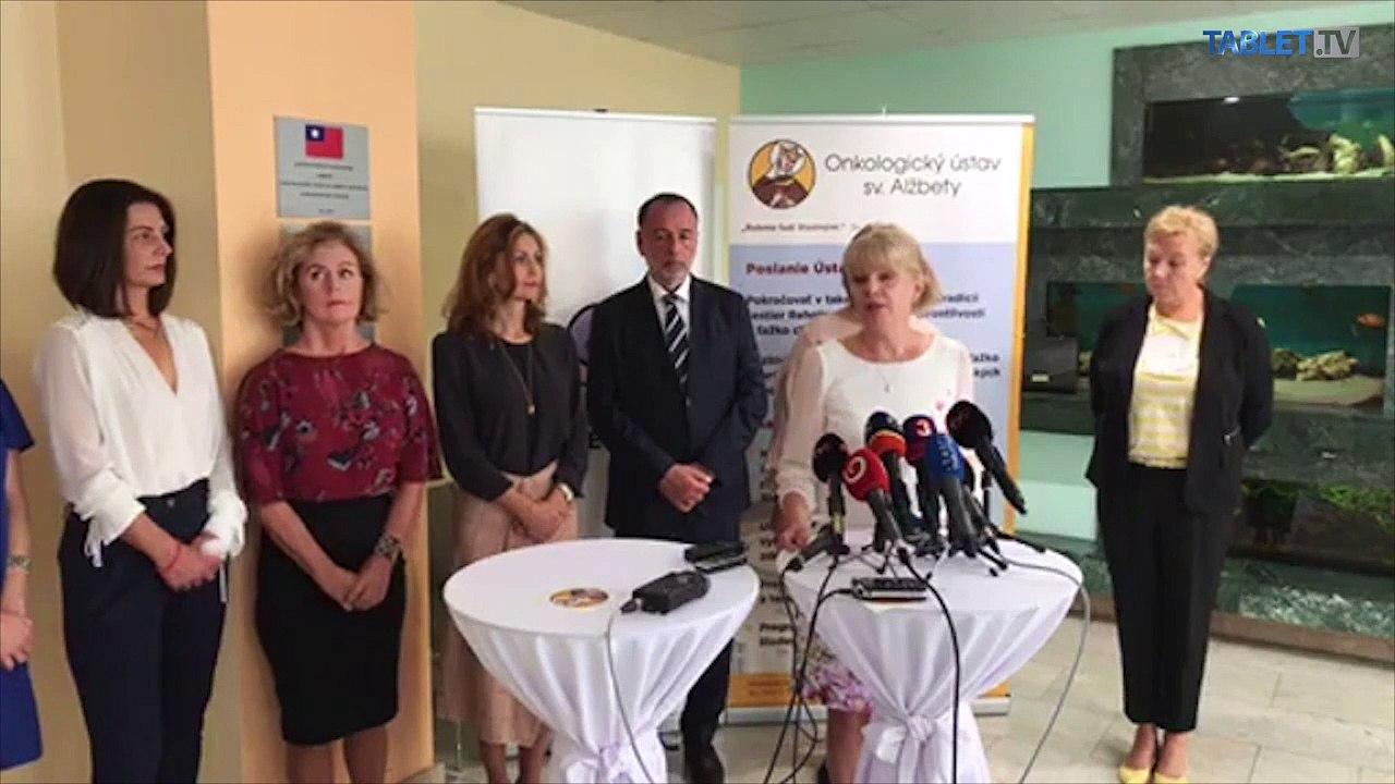 ZÁZNAM: TK za účasti ministerky zdravotníctva SR Andrey Kalavskej