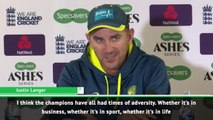 It felt like England stole the Ashes from us - Langer