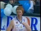 JDA Dijon vs ELAN Chalon 2002 - 4eme Quart temps