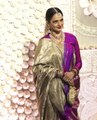 Rekha celebrates Ganesh Chaturthi festival with Ambani family ;Watch video | FilmiBeat