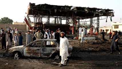 Taliban carry out deadly attack on residential compound for foreigners
