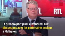 Jean-Paul Delevoye entre au gouvernement