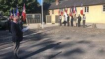 Hommage aux soldats de l'Orne morts en 1939-45