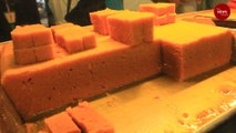 What goes into making the perfect Mysore Pak