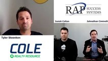 RAP Success - Putting Data To Work For You! Featuring: Cole Realty Resource