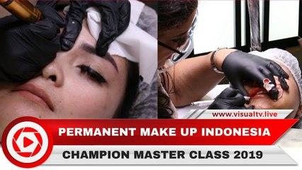 Permanent Make Up Indonesia 2019, Diikuti Delegasi 23 Negara Dunia