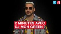 Deux minutes avec DJ Moh Green
