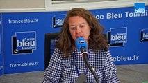 Isabelle Proust directrice de la crèche familiale du CHRU de Tours métropole
