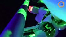 Un club de strip tease de Nice engage un robot pour son show de pole dance !