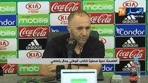 """Belmadi : """"Mes relations avec Zetchi sont très honnêtes"""""""