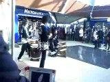 tambour japonais à Tours Lycé Konan