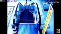Les escalators en Chine : compilation des problèmes et ratés