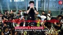 Hong Kong : le jeune militant Joshua Wong arrêté