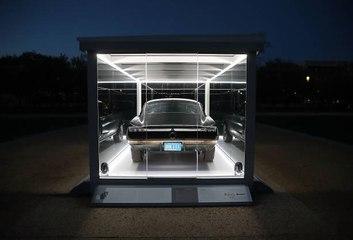 The Mustang 5.0 V8 Bullitt