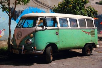 The Volkswagen Combi