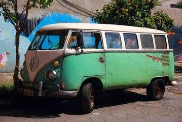 The Volkswagen Combi