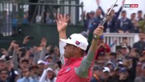 2019 U.S. Open Final Round: Highlights Down the Stretch