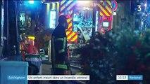 Bas-Rhin : un enfant meurt dans un incendie criminel