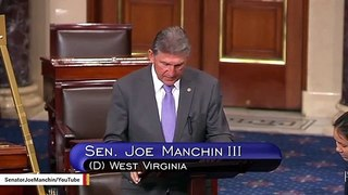 Report: Joe Manchin Not Running For West Virginia Governor, Will Stay In Senate
