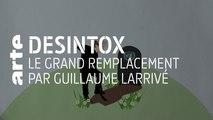 Le grand remplacement par Guillaume Larrivé - 03/09/2019 - Désintox