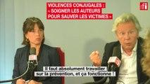 Violences conjugales : « Soigner les auteurs, pour sauver les victimes. »