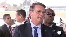 """Bolsonaro: """"No aceptaré limosnas de ningún país del mundo"""""""
