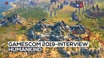 Humankind - Das Interview | gamescom 2019