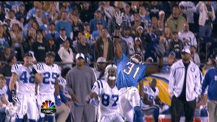 Cromartie intercepts Peyton Manning