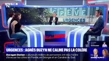 Urgences: Agnès Buzyn ne calme pas la colère