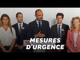 Grenelle des violences conjugales: toutes les annonces d'Édouard Philippe