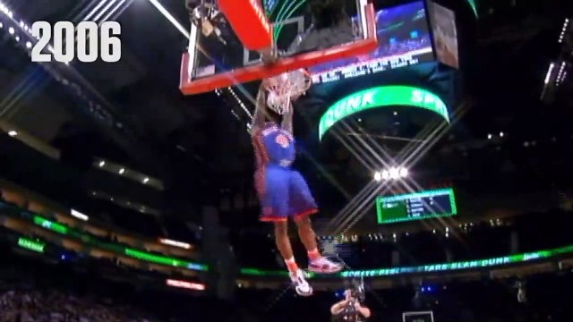 The NBA Slam Dunk Contest's most controversial winners _ NBA Highlights