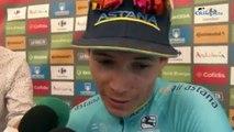 """Tour d'Espagne 2019 - Miguel Angel Lopez : """"Me quedo en ella, soy feliz"""""""