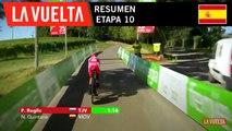 Resumen - Etapa 10 | La Vuelta 19