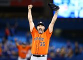 Justin Verlander Pitches Third Career No-Hitter