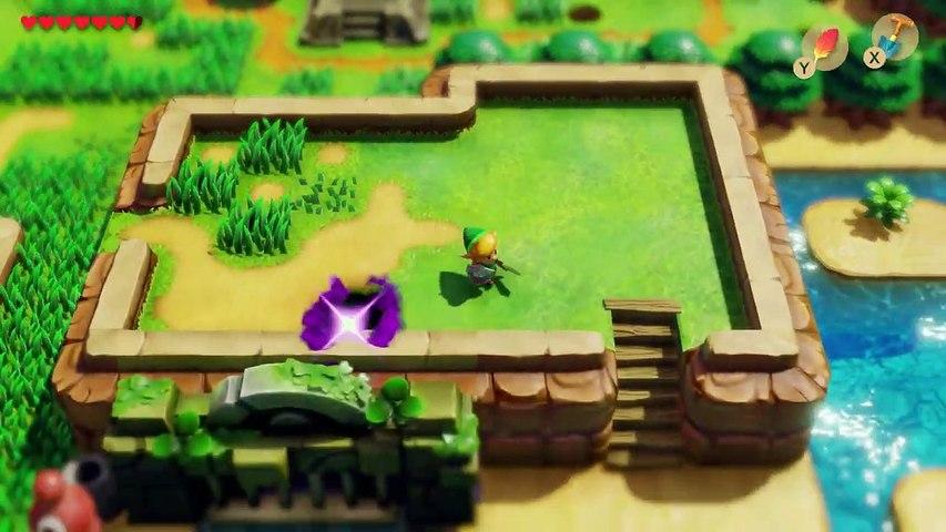 The Legend of Zelda Link's Awakening - Nintendo Switch Trailer