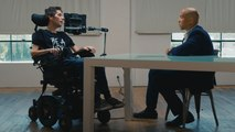 Advocate Ady Barkan and Cory Booker Get Personal About America's Health Care Issues