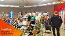 Namur : le conseil communal perturbé