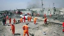 Violento ataque talibán en Kabul durante la visita del emisario de EEUU