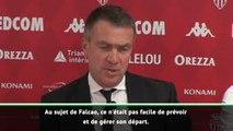 Transferts - Petrov : ''Pas facile de gérer le départ de Falcao''