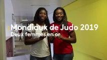 Mondiaux de judo 2019 : deux femmes en or