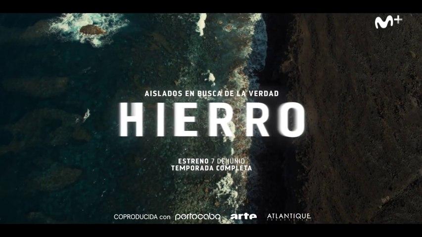 Hierro Tráiler oficial (estreno del 7 de junio de 2019)