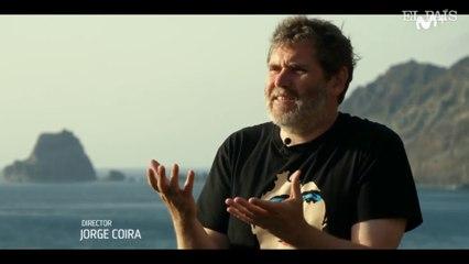 Hierro, isla para seriéfilos - Making of   Movistar+