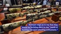 Walmart Discontinues Saleof Certain Firearm Ammunition