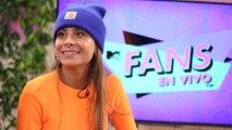 Cami en MTV Fans en Vivo