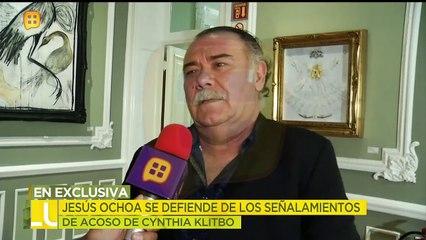 Jesús Ochoa se defiende de los señalamientos de acoso.   Ventaneando