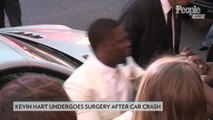 Kevin Hart Undergoes Surgery After Suffering Injuries in Car Crash: Source