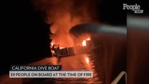 Mayday Audio Raises Questions About Circumstances in Dive Boat Fire — Were Passengers Trapped?